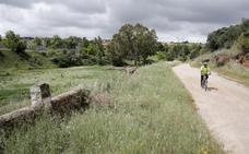 Un carril bici de cuatro kilómetros rodeará el Parque del Príncipe