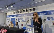 Inauguración de la XXXVIII edición de la Feria del Libro de Badajoz: pasen y lean