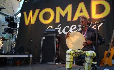Womad celebra la jornada más internacional con artistas de Cuba y Antillas
