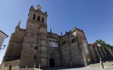 Comienza la segunda fase de la restauración de la catedral de Coria