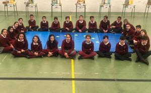 El colegio María de la Paz Orellana, premiado en el concurso 'Día de Europa'