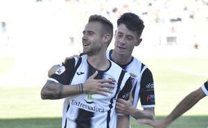 Así hemos narrado el CD Badajoz - Sevilla Atlético