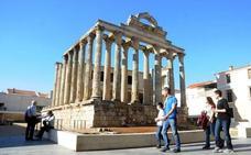 El proyecto de la nueva iluminación del Templo de Diana ya está preparado