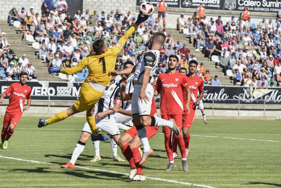 El Badajoz jugará la fase de ascenso