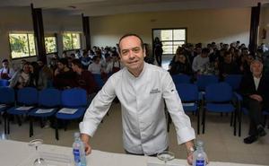 El extremeño José Pizarro celebra 20 años como embajador de la cocina española en Londres