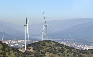 El parque eólico de Plasencia ha generado ya 15.000 megavatios a la hora
