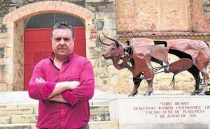 Francisco Javier Francisco García: «Nuestra prioridad son los parados placentinos y la seguridad ciudadana»