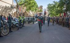 Actos de celebración del 175 aniversario de la creación de la Guardia Civil