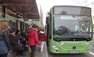 Los usuarios del autobús urbano crecen un 9% en Extremadura