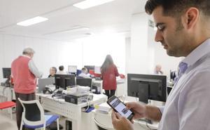 Las pymes critican la falta de información el primer día que se debe fichar en el trabajo