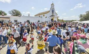 Badajoz celebra el domingo la romería de San Isidro en Tres Arroyos
