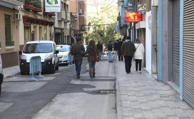 La peatonalizacion de las calles de 'los Obispos' busca revitalizar el comercio