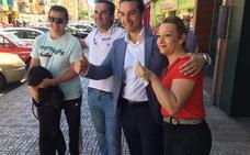 Cabezas quiere llevar la plataforma única hasta Ricardo Carapeto
