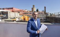 Fragoso quiere crear una comisaría conjunta en el Casco Antiguo