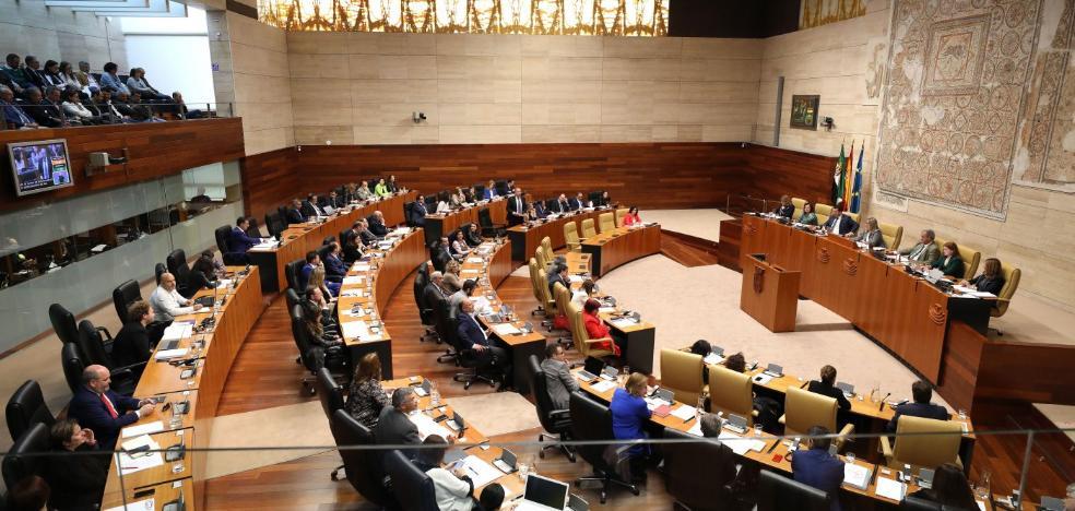 Un gobierno del PSOE con Ciudadanos es el preferido por los extremeños