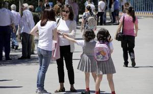Los colegios concertados vuelven a tener más demanda que los públicos en Cáceres