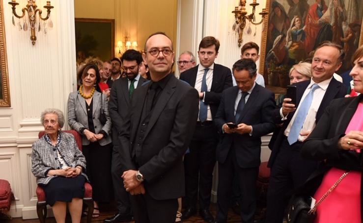 El cocinero José Pizarro celebra dos décadas como embajador de la cocina española en Londres