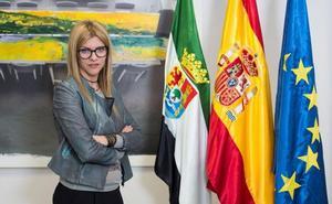 Isabel Moreno Duque cesa como secretaria general para tomar acta de senadora