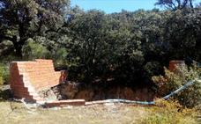 Salvemos la Montaña denuncia que los pozos de Valdeflores siguen sin cerrarse