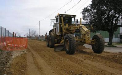 Extremadura destinará 3,4 millones para mejorar caminos rurales en nueve municipios
