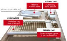 Abierto el plazo de alegaciones sobre proyecto de la piscina de la margen derecha de Badajoz