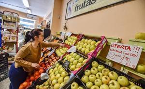 Los precios suben un 1,4% en abril en Extremadura
