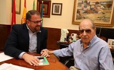 Publicación de las obras completas y versos sueltos de Rufino Félix Morillón
