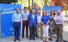 Fragoso propone un Badajoz más accesible para las personas con discapacidad