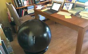La pelota de pilates