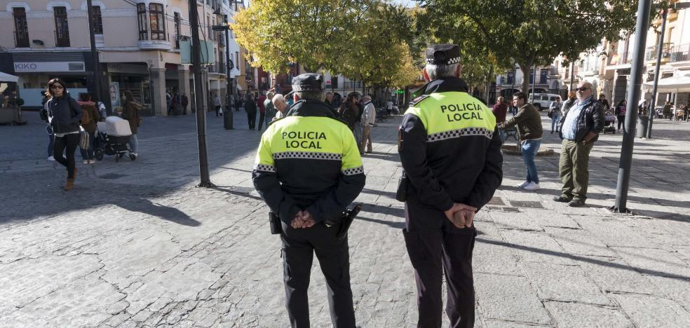 Cinco agentes se incorporarán a los turnos para hacer noches y festivos en Plasencia