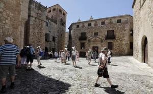 Atrio compra por 1,2 millones el palacio de la antigua sede de Carreteras de Cáceres