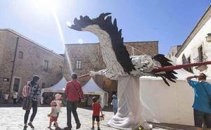 El Festival de las Aves de la Ciudad de Cáceres programa 50 actividades
