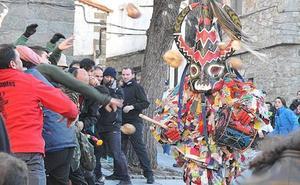 Jarramplas, las Carantoñas y el Carnaval Hurdano, en el Festival de la Máscara Ibérica de Lisboa