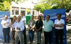 Fragoso apuesta por un Badajoz más verde, innovador y sostenible