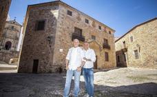 Atrio proyecta un centro de convenciones en su nuevo palacio de Cáceres