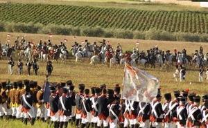 La localidad vivirá hasta el domingo la recreación de la Batalla de La Albuera