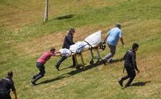 El cadáver hallado en el Guadiana no presenta signos de violencia