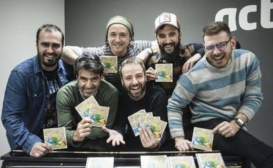 Diván du Don actuará en 'Vive la noche' de Badajoz