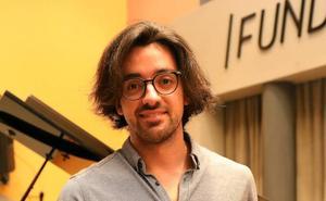 El joven pianista Abraham Samino presenta su disco grabado en Austria