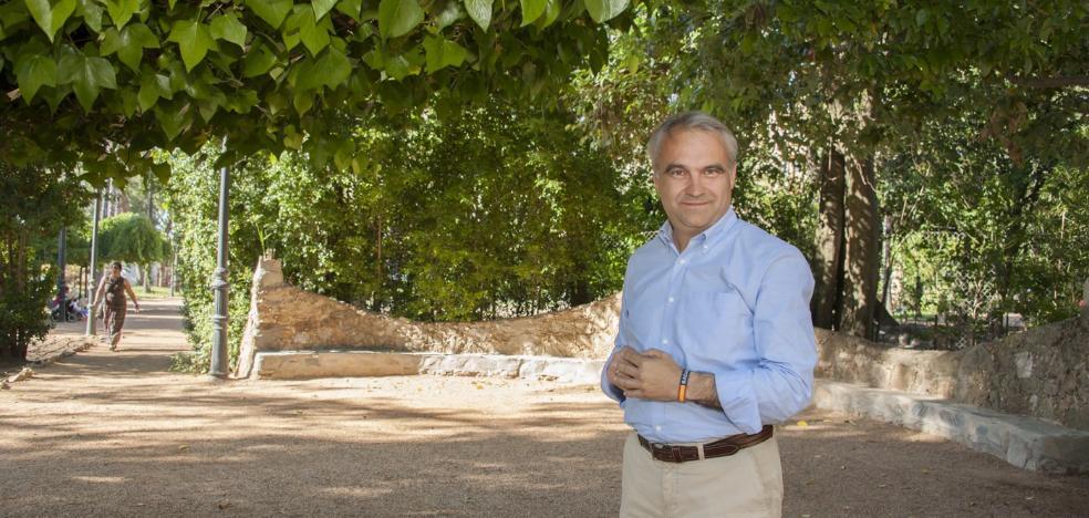 Francisco Fragoso: «Quiero centrarme en mejorar el día a día de la ciudad y en el empleo»