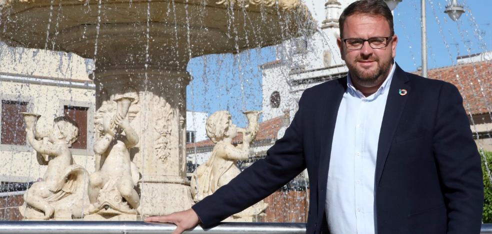 Antonio Rodríguez: «Mérida no necesita experimentos, sino alguien que conozca su realidad»
