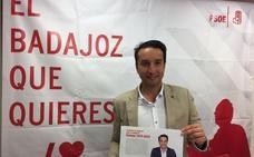 Cabezas presenta 200 medidas para adecentar y mejorar Badajoz