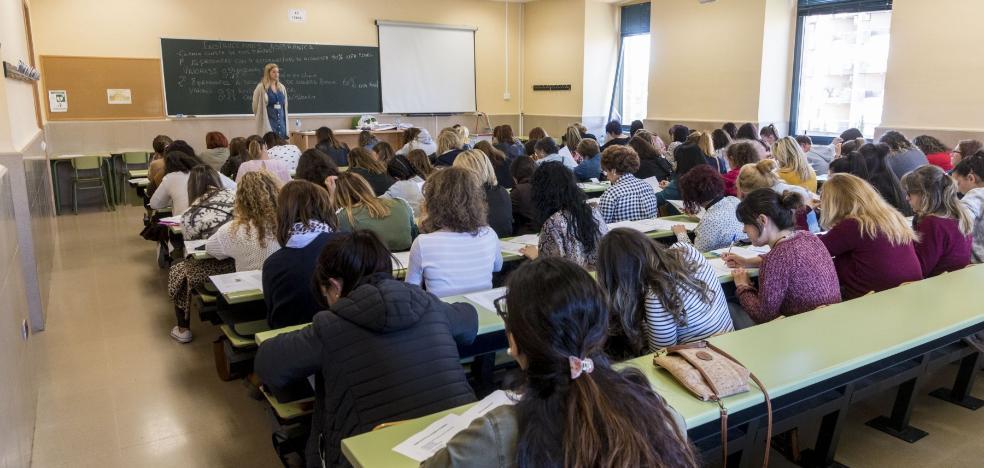 1.019 aspirantes optan a un puesto de trabajo en la residencia placentina de Ciudad Jardín