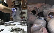 Un juzgado de Cáceres coordina una operación nacional con diez detenidos por expolio arqueológico