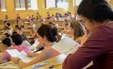 Los exámenes de selectividad serán custodiados por una empresa para evitar filtraciones