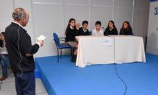 El colegio Maristas gana el concurso 'Está en los libros'