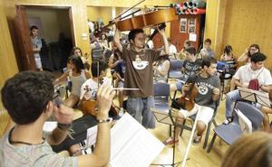El Conservatorio de Música de Cáceres tiene el triple de alumnos y profesores que cuando se creó