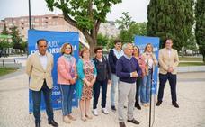 Fragoso hará un parque en las Moreras y reformará el paseo de Alconchel en Badajoz