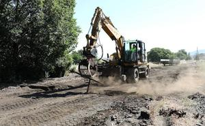 Adif inicia las obras de renovación de la vía de Castuera a Cabeza del Buey