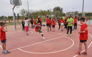 Badajoz celebra el Día de la Educación Física